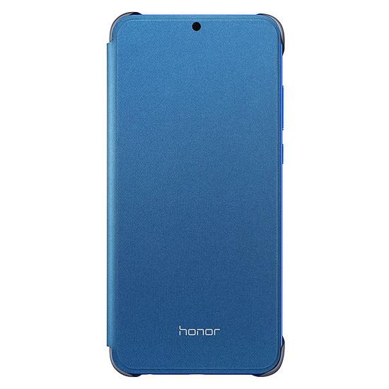 Coque et housse Honor Flip Cover (bleu) - Honor 8X - Autre vue