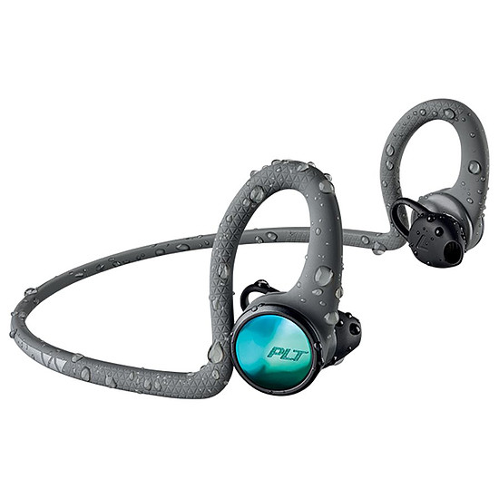 Casque Audio Plantronics BackBeat FIT 2100 Gris