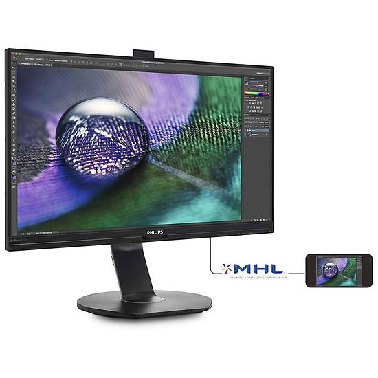 Écran PC Phlips 272P7VPTKEB - Autre vue