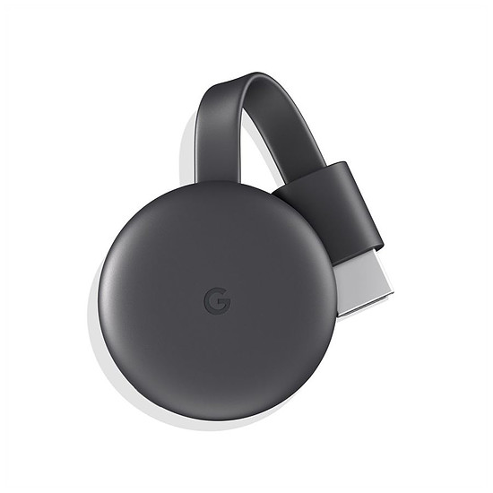 Box TV multimédia Google Chromecast 3