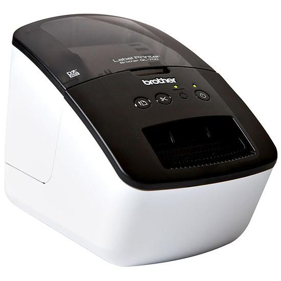 Imprimante thermique / Titreuse Brother QL-700 - Autre vue