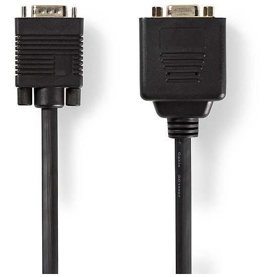VGA NEDIS Câble VGA mâle vers 2 VGA femelles - Autre vue