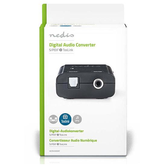 Adaptateur NEDIS Convertisseur Audio Numérique - Autre vue