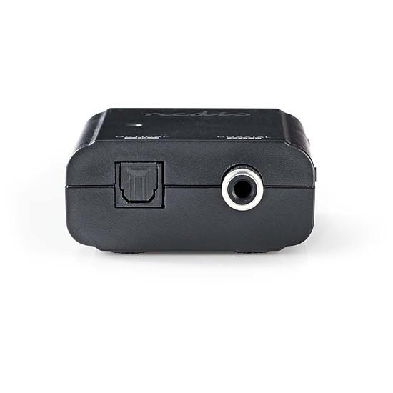 Adaptateur NEDIS Convertisseur Audio Numérique à 2 voies - Autre vue