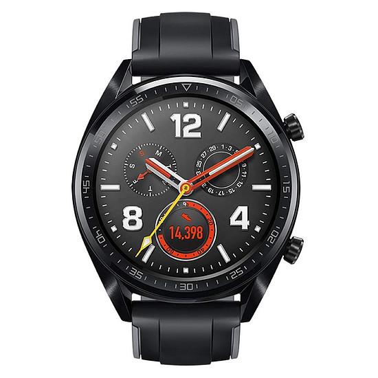 Montre connectée Huawei Watch GT Sport Edition (noir - noir) - GPS - 46 mm