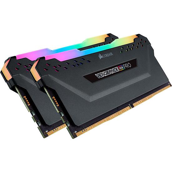 Mémoire Corsair Vengeance RGB PRO Series Noir - Kit d'éclairage