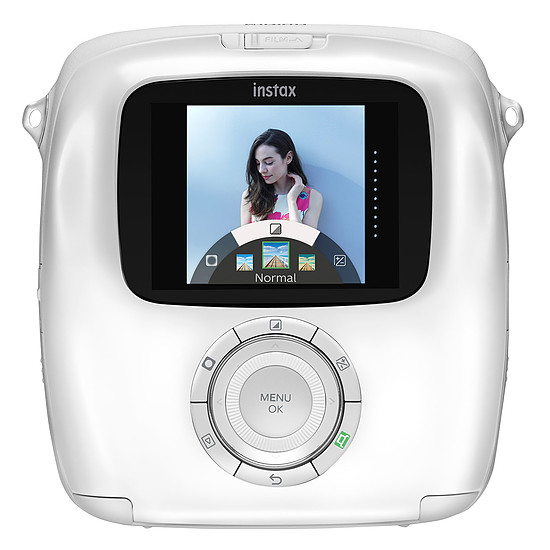 Appareil photo compact ou bridge Fujifilm Instax Square SQ10 Blanc - Autre vue