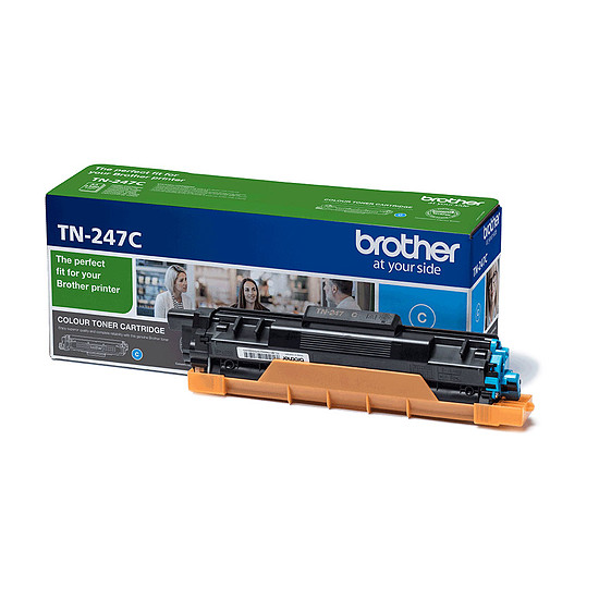 Toner imprimante Brother TN-247C