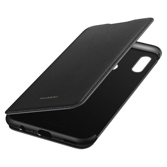 Coque et housse Huawei Flip Wallet (noir) - Huawei P Smart 2019 - Autre vue