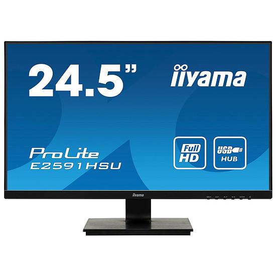 Écran PC Iiyama E2591HSU-B1