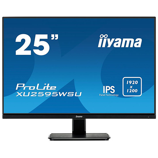 Écran PC Iiyama XU2595WSU-B1