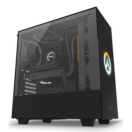 Boîtier PC NZXT H500 OverWatch Special Edition