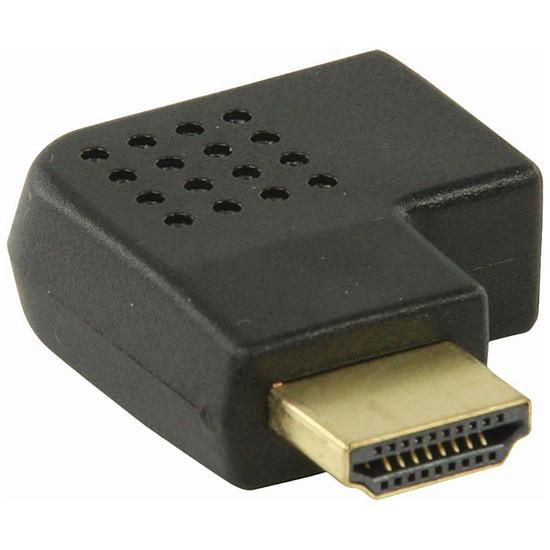 HDMI NEDIS Adaptateur HDMI mâle / HDMI femelle (coudé gauche)
