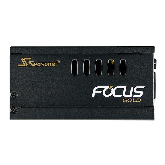 Alimentation PC Seasonic Focus Plus Gold SGX-650 - Autre vue