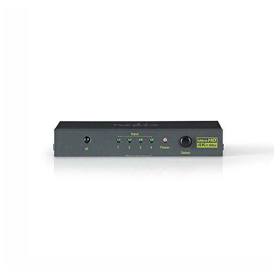 HDMI NEDIS Switch HDMI 4K à 60Hz (4 ports) - Autre vue