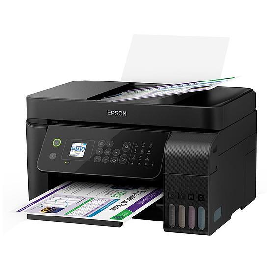 Imprimante multifonction Epson EcoTank ET-4700 - Autre vue