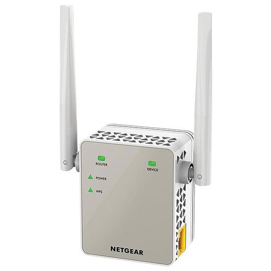 Répéteur Wi-Fi Netgear Répéteur WiFi AC1200 - EX6120 (sans prise)