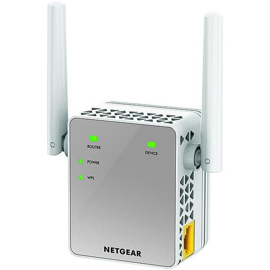 Répéteur Wi-Fi Netgear Répéteur WiFi AC750 - EX3700 (sans prise)