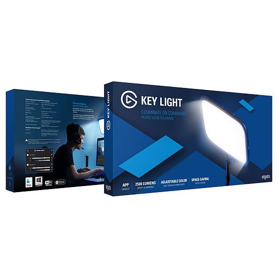 Montage et acquisition vidéo Elgato Key Light - Autre vue