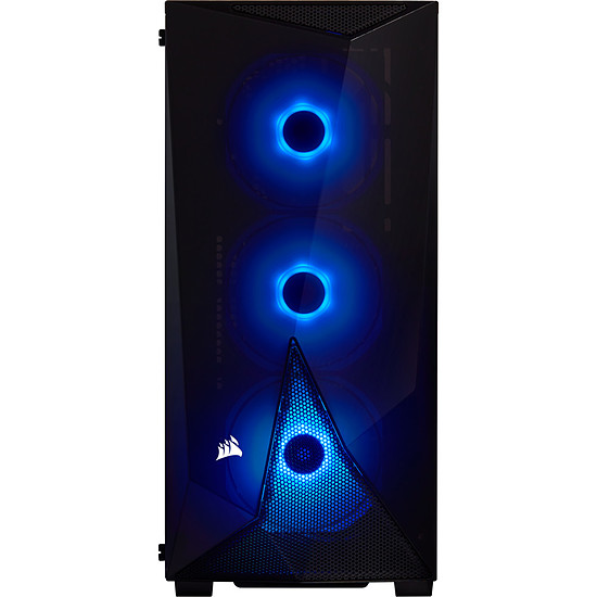Boîtier PC Corsair SPEC-Delta RGB TG (Noir) - Autre vue