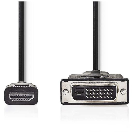 HDMI NEDIS Câble HDMI vers DVI (3 mètres) - Autre vue
