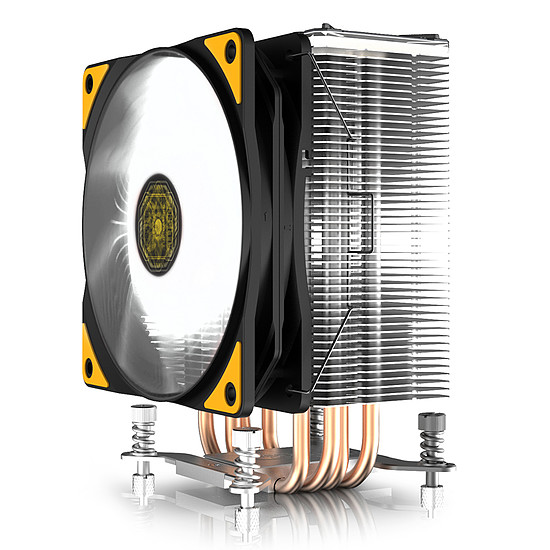 Refroidissement processeur DeepCool GAMMAXX GT TGA - Autre vue