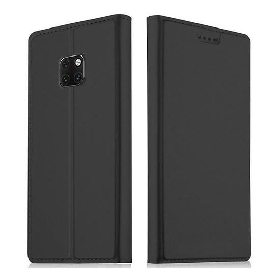 Coque et housse Akashi Etui folio (noir) - Huawei Mate 20