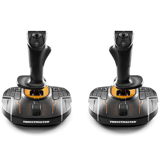 Simulation de vol Thrustmaster T.16000M FCS Space Sim Duo