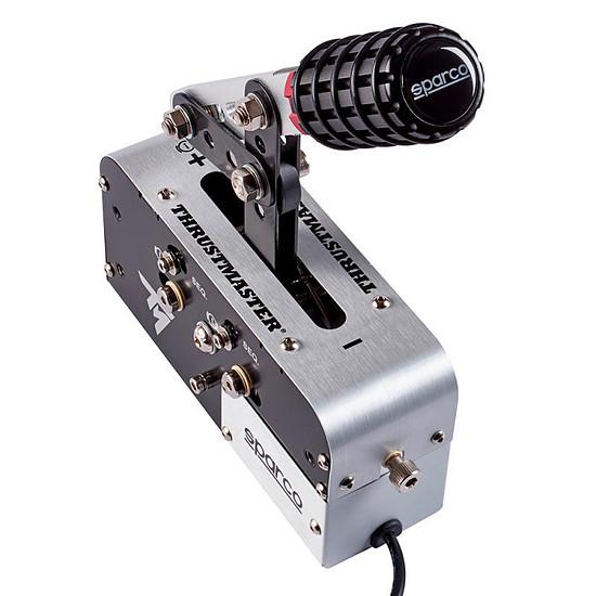 Simulation automobile Thrustmaster TSS Handbrake Sparco Mod+ - Add-On Frein à main - Autre vue
