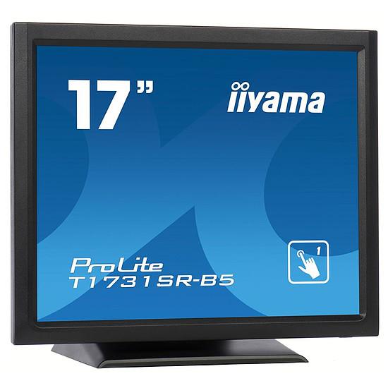 Écran PC Iiyama ProLite T1731SR-B5 - Autre vue