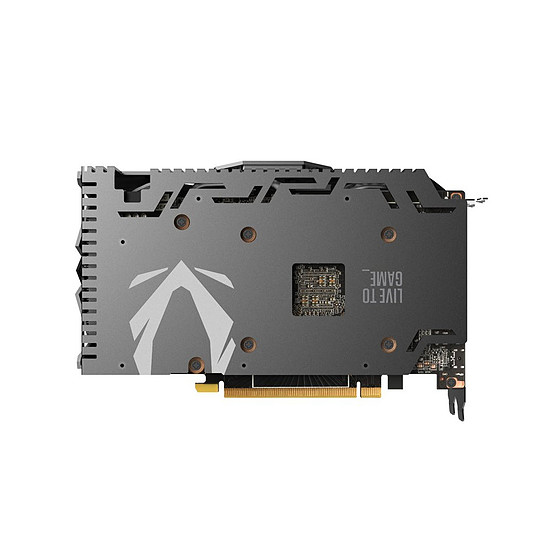 Carte graphique ZOTAC GeForce RTX 2060 AMP - Autre vue