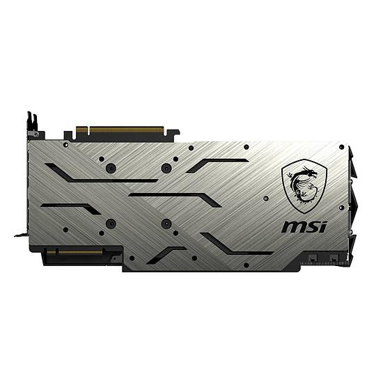 Carte graphique MSI GeForce RTX 2080 Gaming TRIO - 8 Go GDDR6 - Autre vue