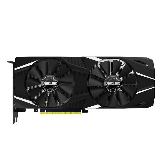 Carte graphique Asus GeForce RTX 2080 Dual - 8 Go - Autre vue