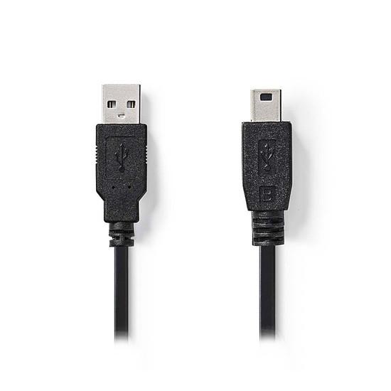 USB Nedis Câble USB/Mini USB - 3 m