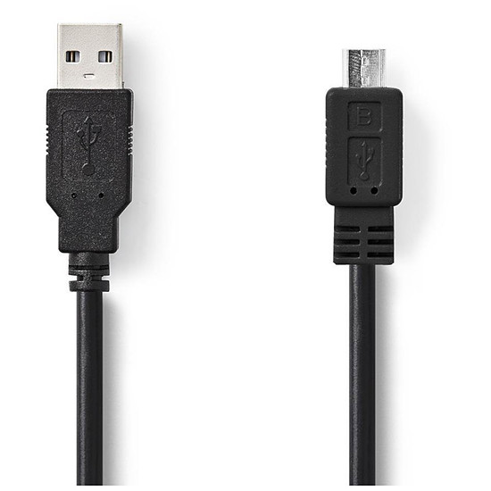 USB Nedis Câble USB/Micro USB - 3 mètres - Autre vue