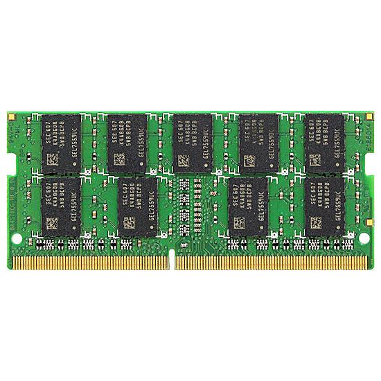 Accessoires serveur NAS Synology Mémoire 16 Go DDR4