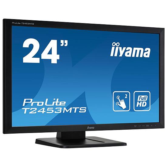Écran PC Iiyama ProLite T2453MTS-B1 - Autre vue