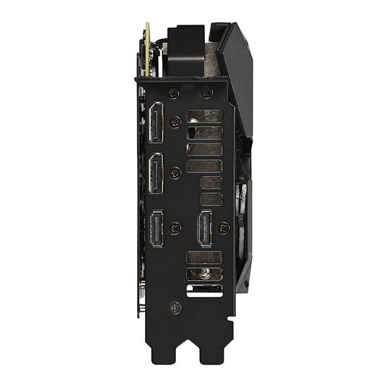 Carte graphique Asus GeForce RTX 2060 ROG STRIX A6G - Autre vue
