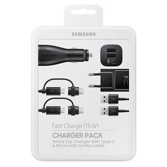 Chargeur Samsung Pack Energie EP-U3100WBEGWW