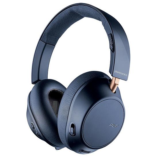 Casque Audio Plantronics BackBeat GO 810 Bleu - Casque sans fil