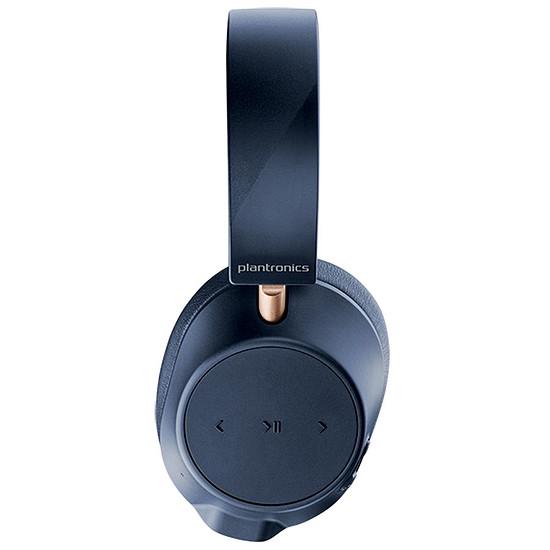 Casque Audio Plantronics BackBeat GO 810 Bleu - Casque sans fil - Autre vue