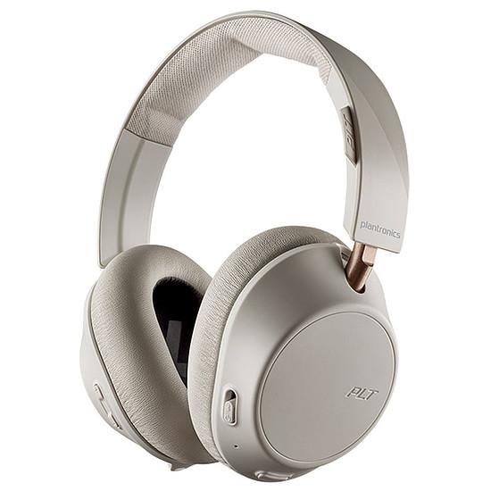 Casque Audio Plantronics BackBeat GO 810 Blanc