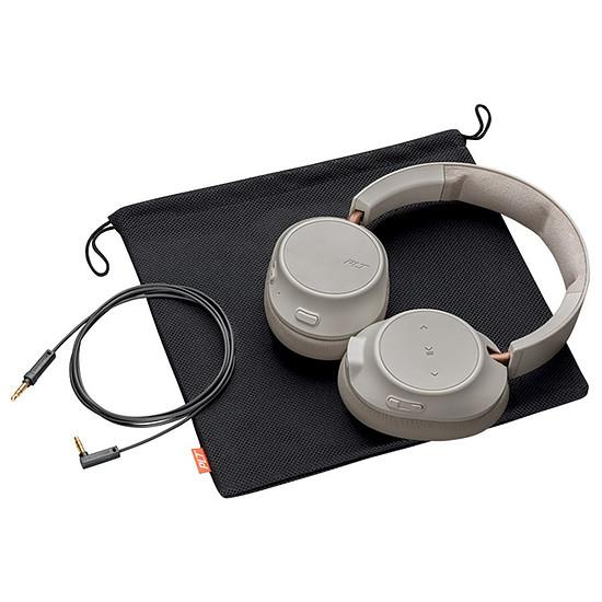 Casque Audio Plantronics BackBeat GO 810 Blanc - Autre vue