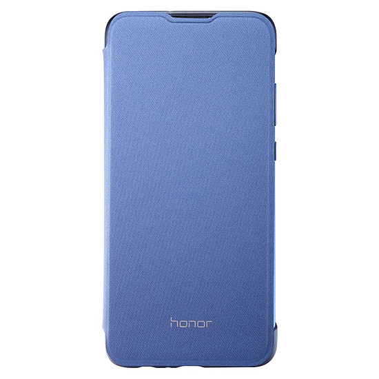 Coque et housse Honor Flip Cover (bleu) - Honor 10 Lite