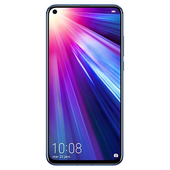 Smartphone et téléphone mobile Honor View 20 (bleu) - 128 Go - 6 Go