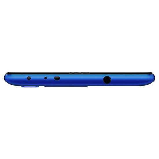 Smartphone et téléphone mobile Honor View 20 (bleu) - 128 Go - 6 Go - Autre vue