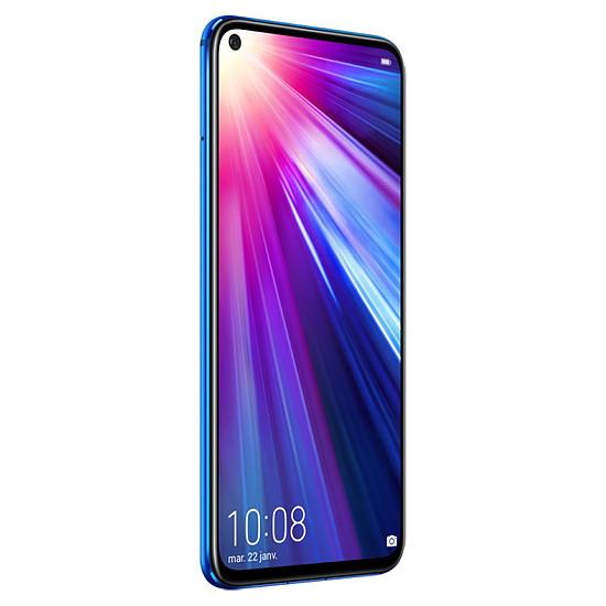 Smartphone et téléphone mobile Honor View 20 (bleu) - 256 Go - 8 Go - Autre vue
