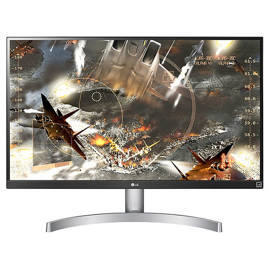 Écran PC LG 27UK600-W - Occasion