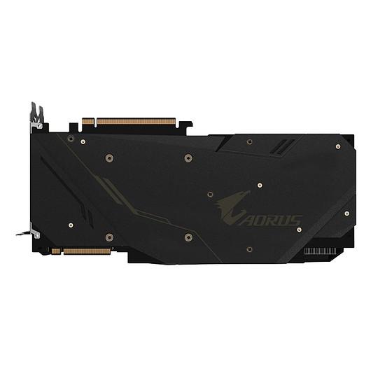 Carte graphique Gigabyte Aorus GeForce RTX 2080 Ti - Autre vue