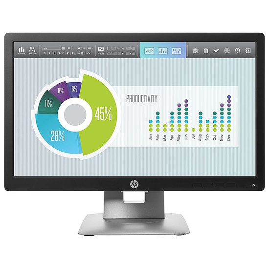 Écran PC HP EliteDisplay E202